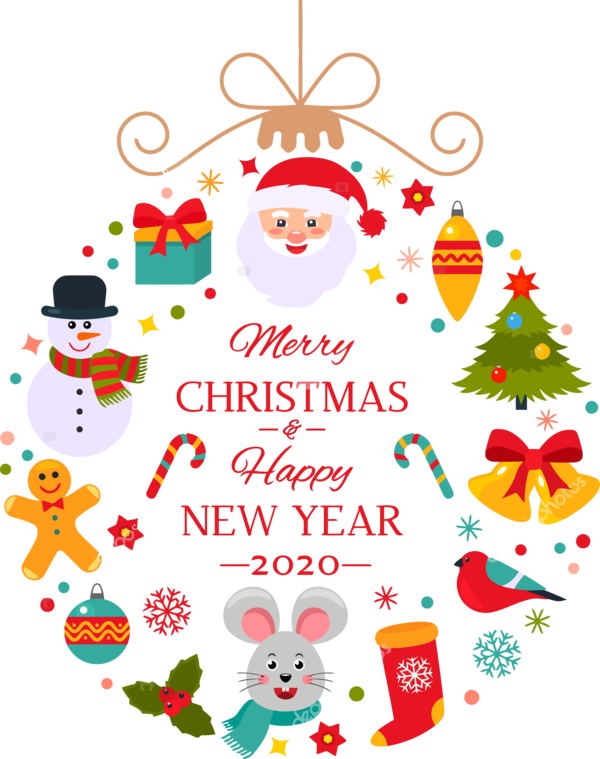 Marry Christmas 2020 Png Download New Year Text Christmas Eve For Happy 2020 Holiday 2020
