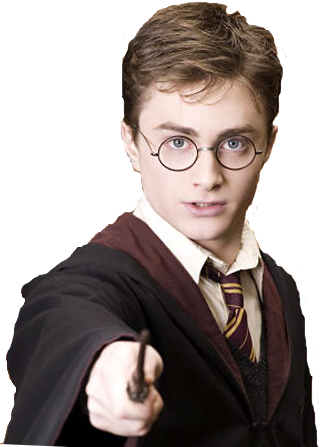 Harry Potter Transparent PNG Image