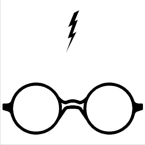 Harry Potter Glasses Photos PNG Image