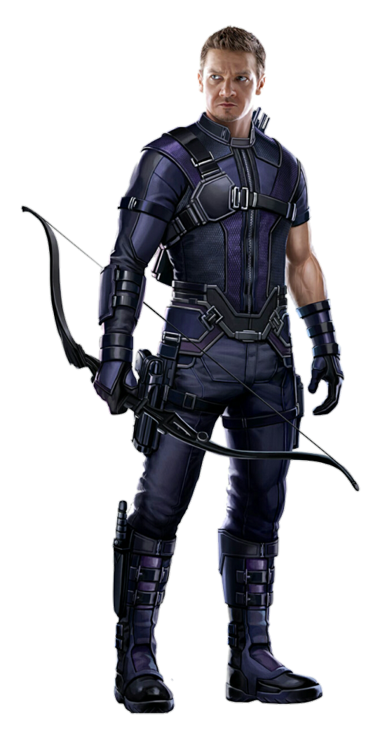 Hawkeye Transparent PNG Image