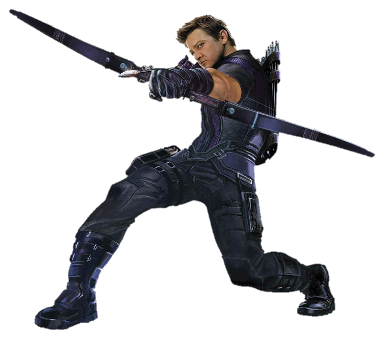 Hawkeye Free Png Image PNG Image