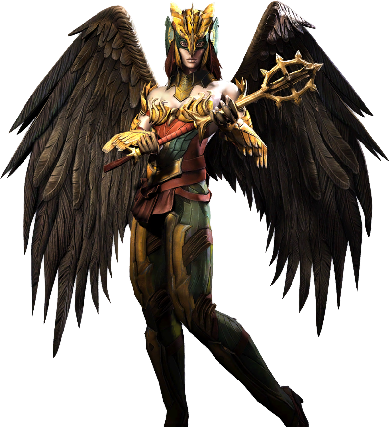Hawkgirl Photo PNG Image