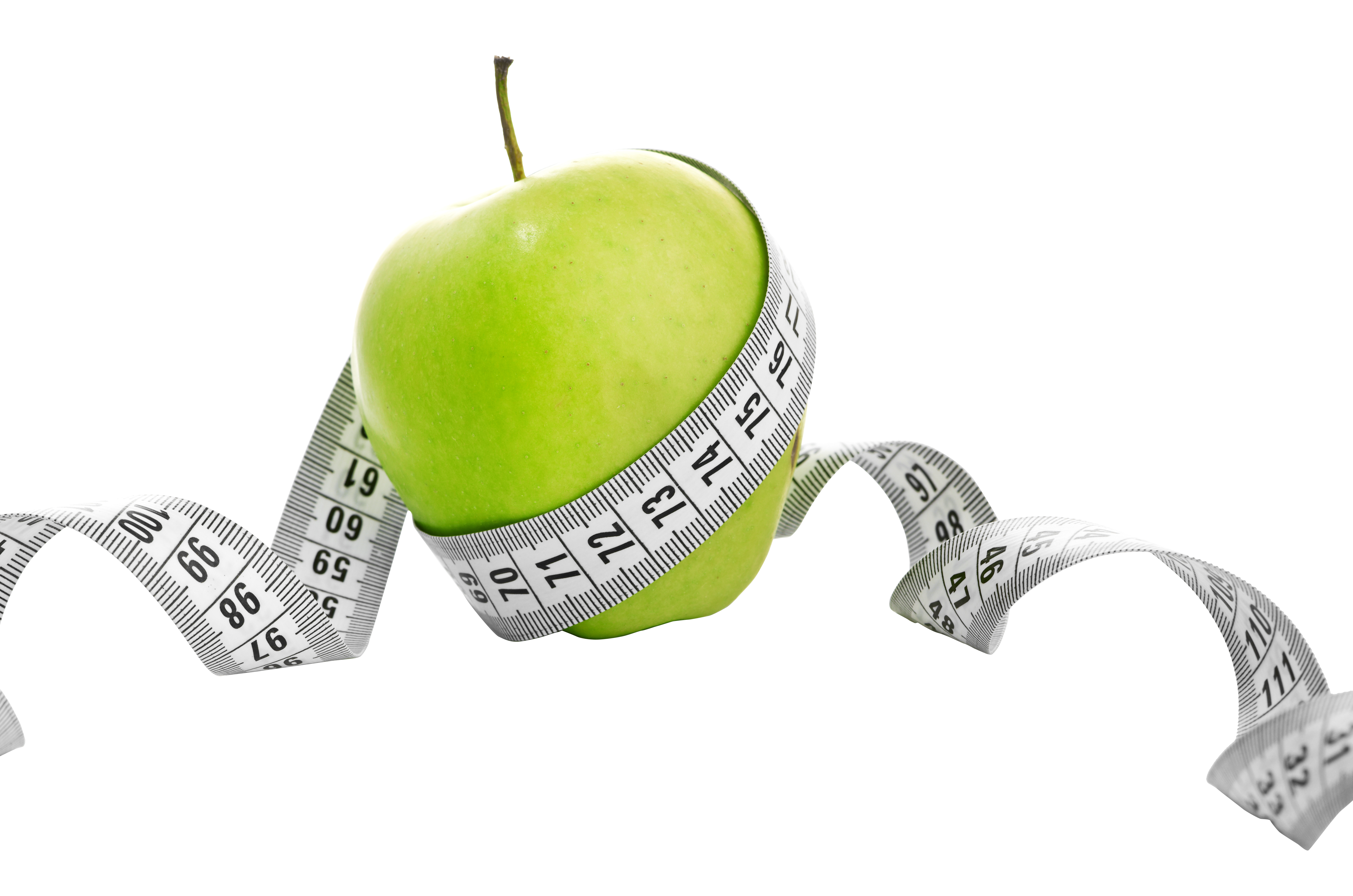 And Loss Management Apple Weight Wellness Measure PNG Image