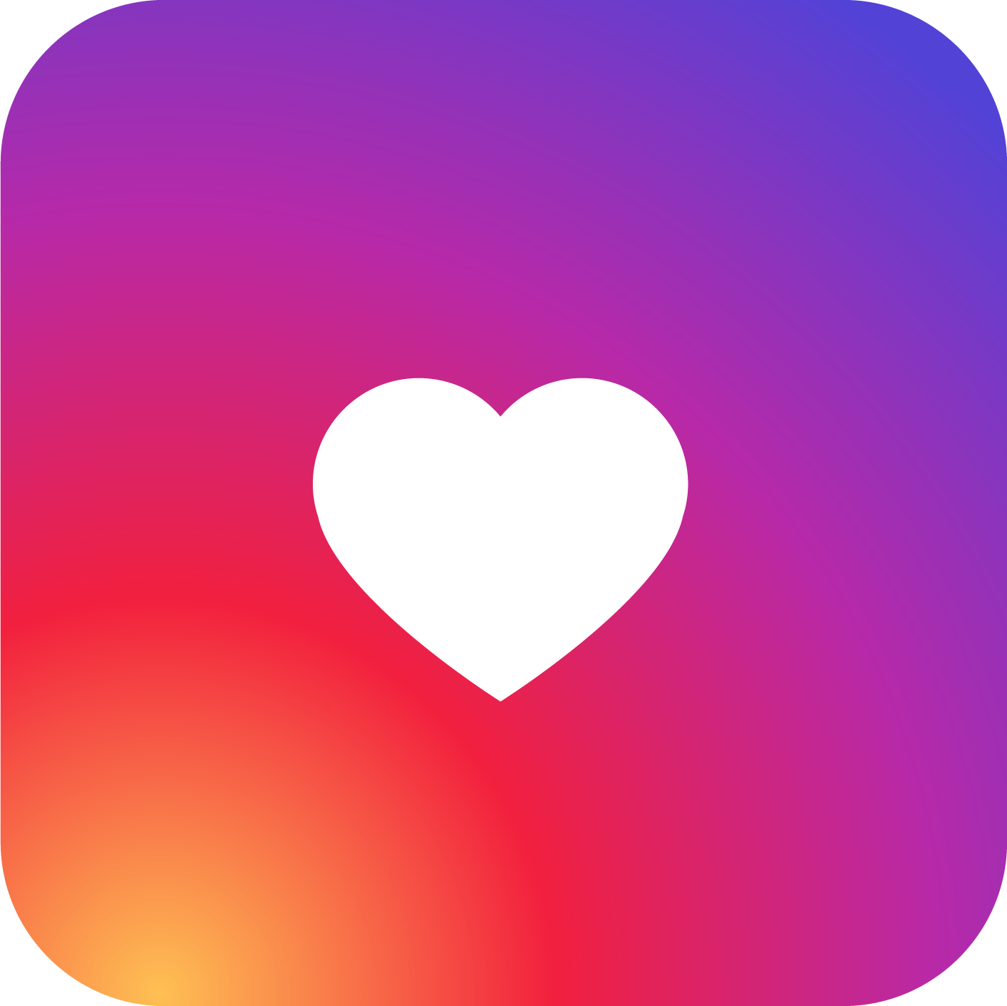 Heart Instagram Free Photo PNG PNG Image
