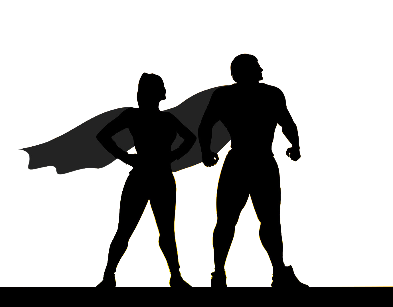 Hero Clipart PNG Image