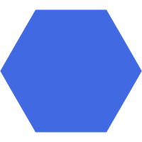 Red Hexagon Shape Clipart (#4526114) - PinClipart
