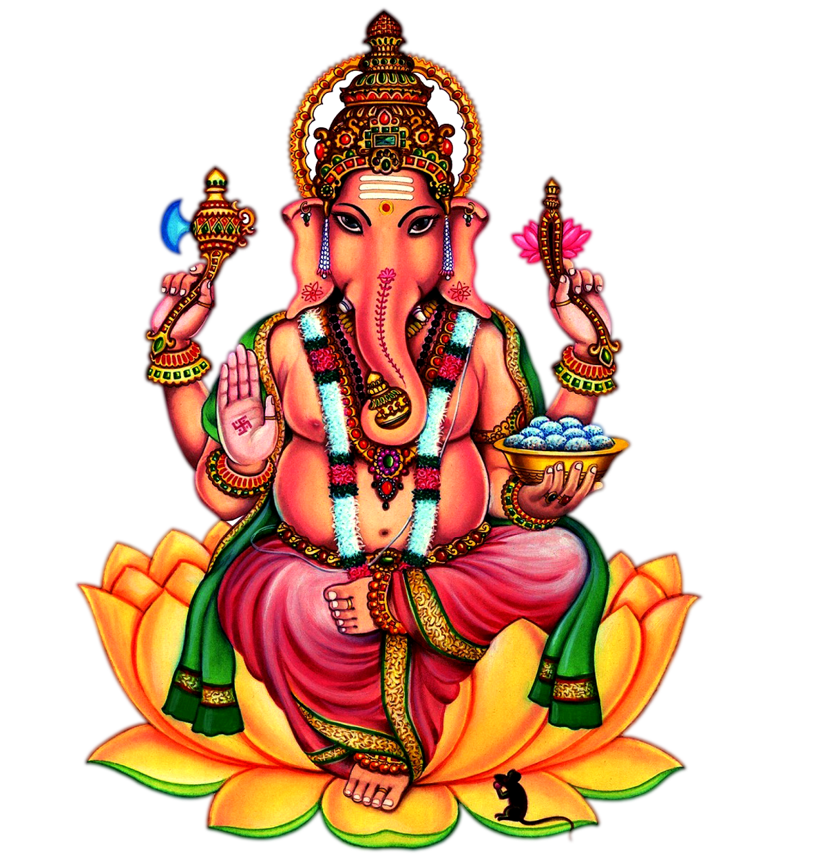 Ganesh Photos PNG Image