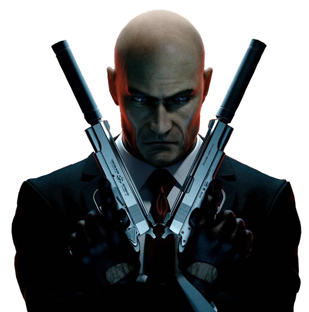 Go Soldier Weapon Hitman Absolution Free Download PNG HD PNG Image
