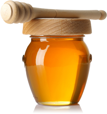 Honey Jar PNG Image