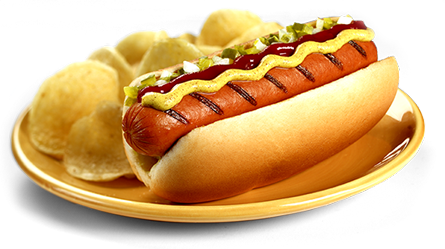 Hot Dog Free Png Image PNG Image