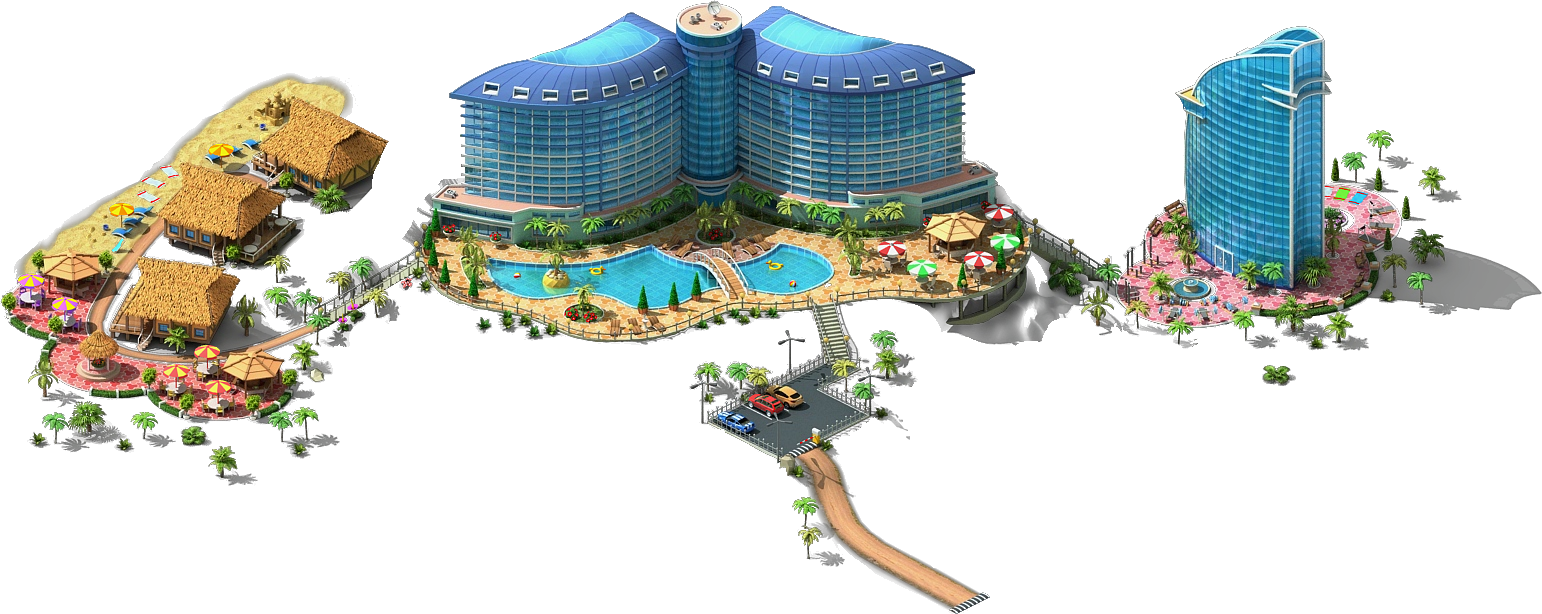 Hotel Transparent Picture PNG Image