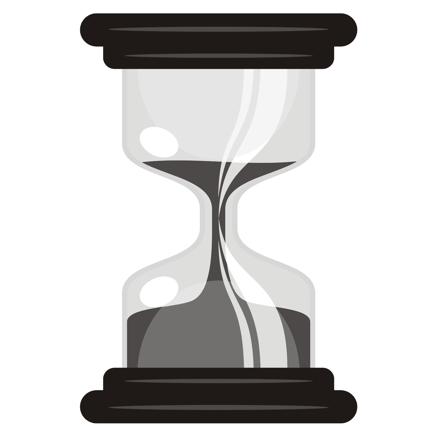 Hourglass File PNG Image