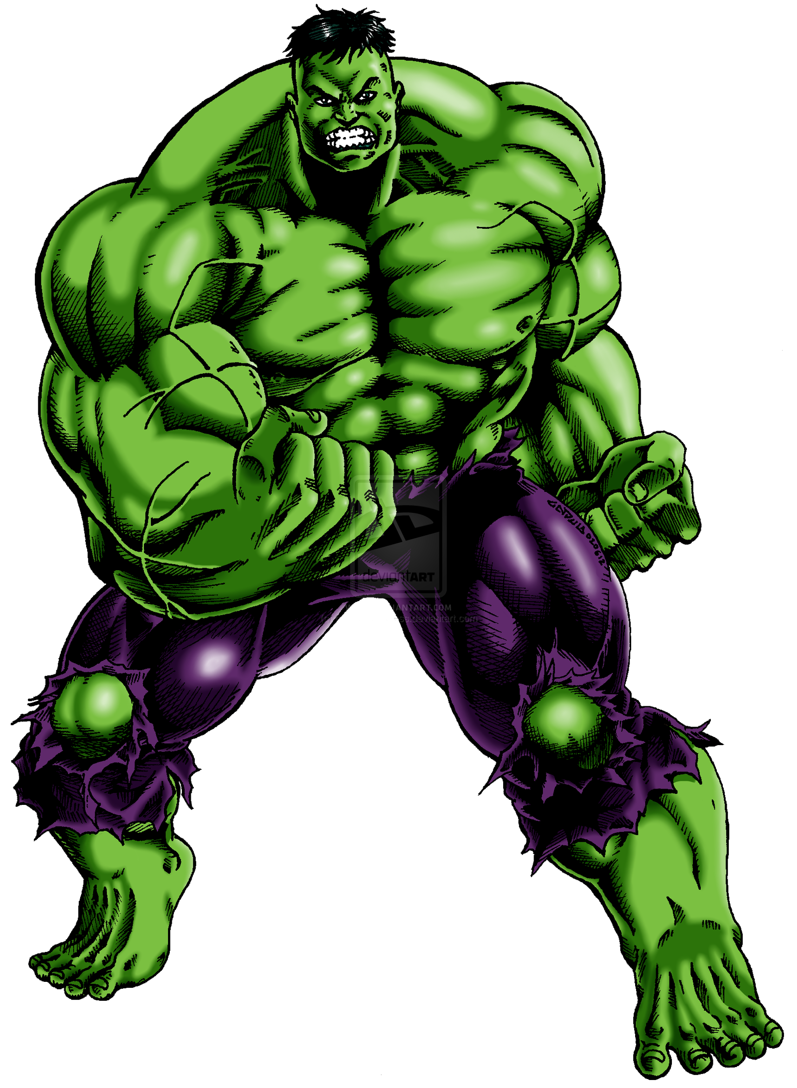 Hulk Picture PNG Image