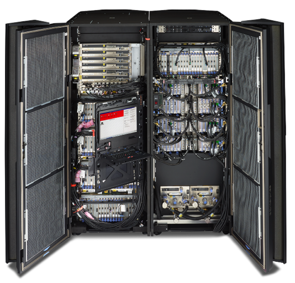 Computer Ibm Z13 Mainframe Cases Housings PNG Image