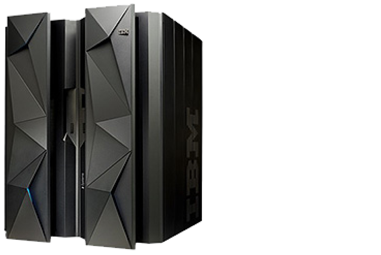 Mainframe Computer Ibm Z13 Free Clipart HD PNG Image