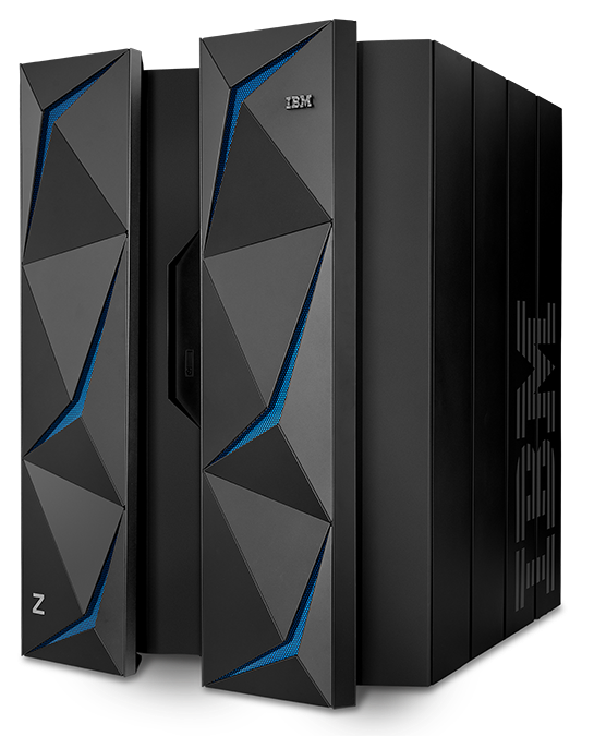 Z14 Mainframe Computer Ibm PNG File HD PNG Image