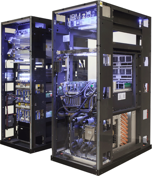 Mainframe Computer Ibm Z13 PNG Free Photo PNG Image