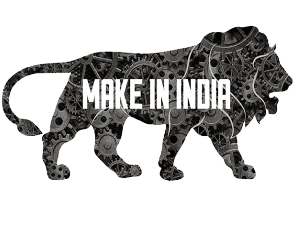Government Of Make India Advertising In Manufacturing PNG Image