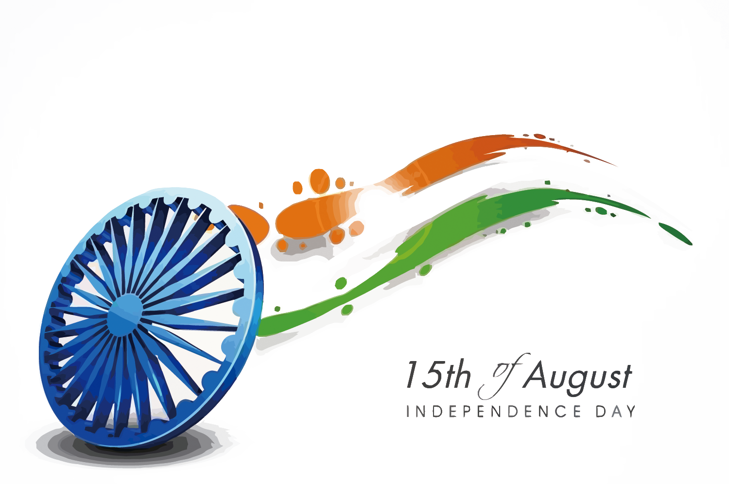 15 August Brand Wallpaper Indian Computer Day PNG Image