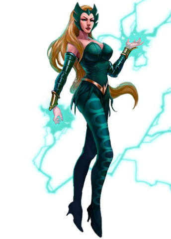 Invisible Woman Png PNG Image