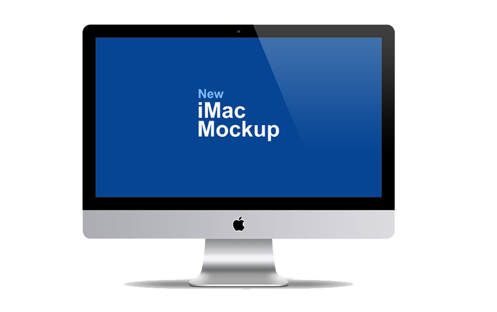 Ipad Flat Apple Mockup Pro Iphone Macbook PNG Image