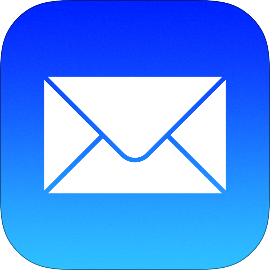 Mail Envelope Iphone Email HD Image Free PNG PNG Image