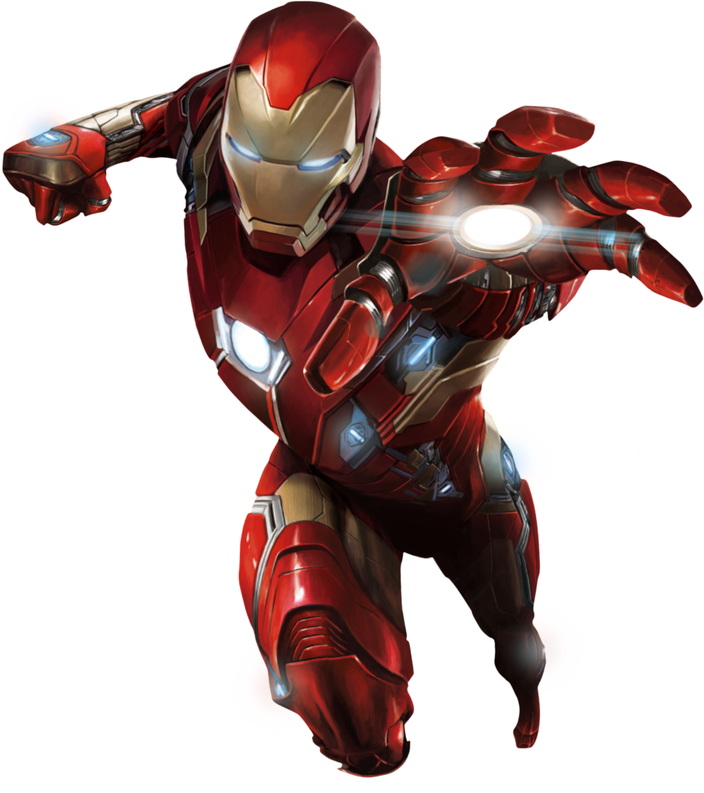 Iron Man File PNG Image