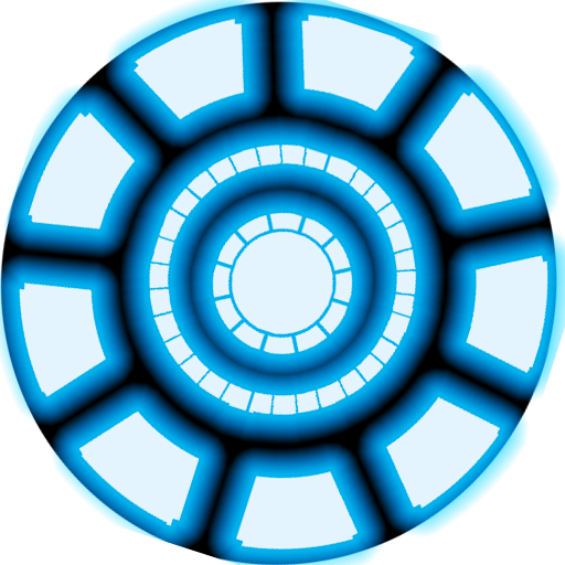 Ireactor Reactor Pro Link Iron Android Man PNG Image