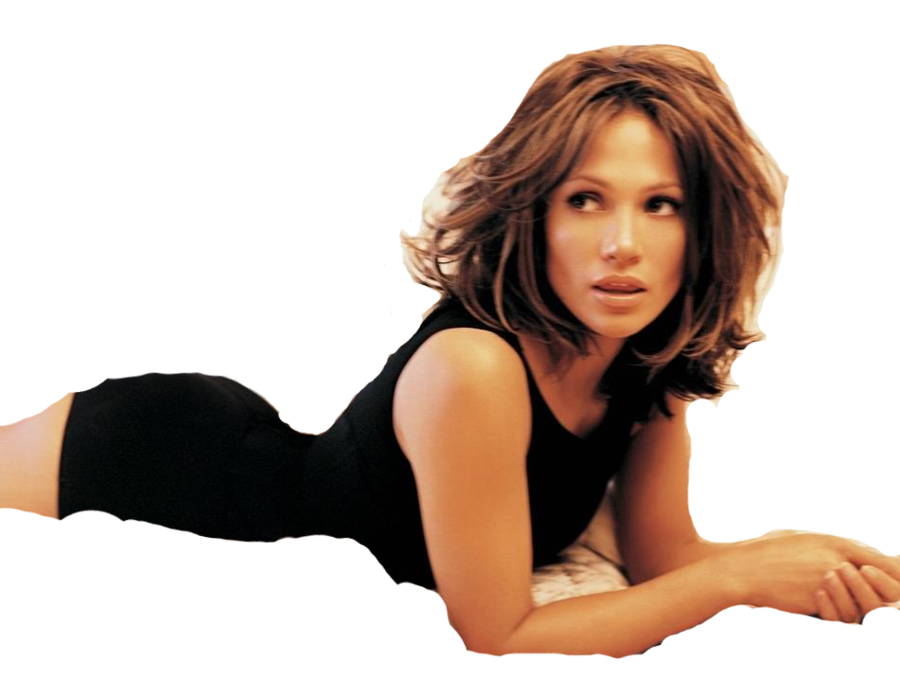Jennifer Lopez Transparent Background PNG Image