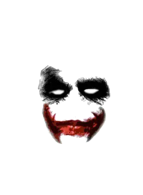 Picsart Mask Youtube Joker Studio Drawing PNG Image