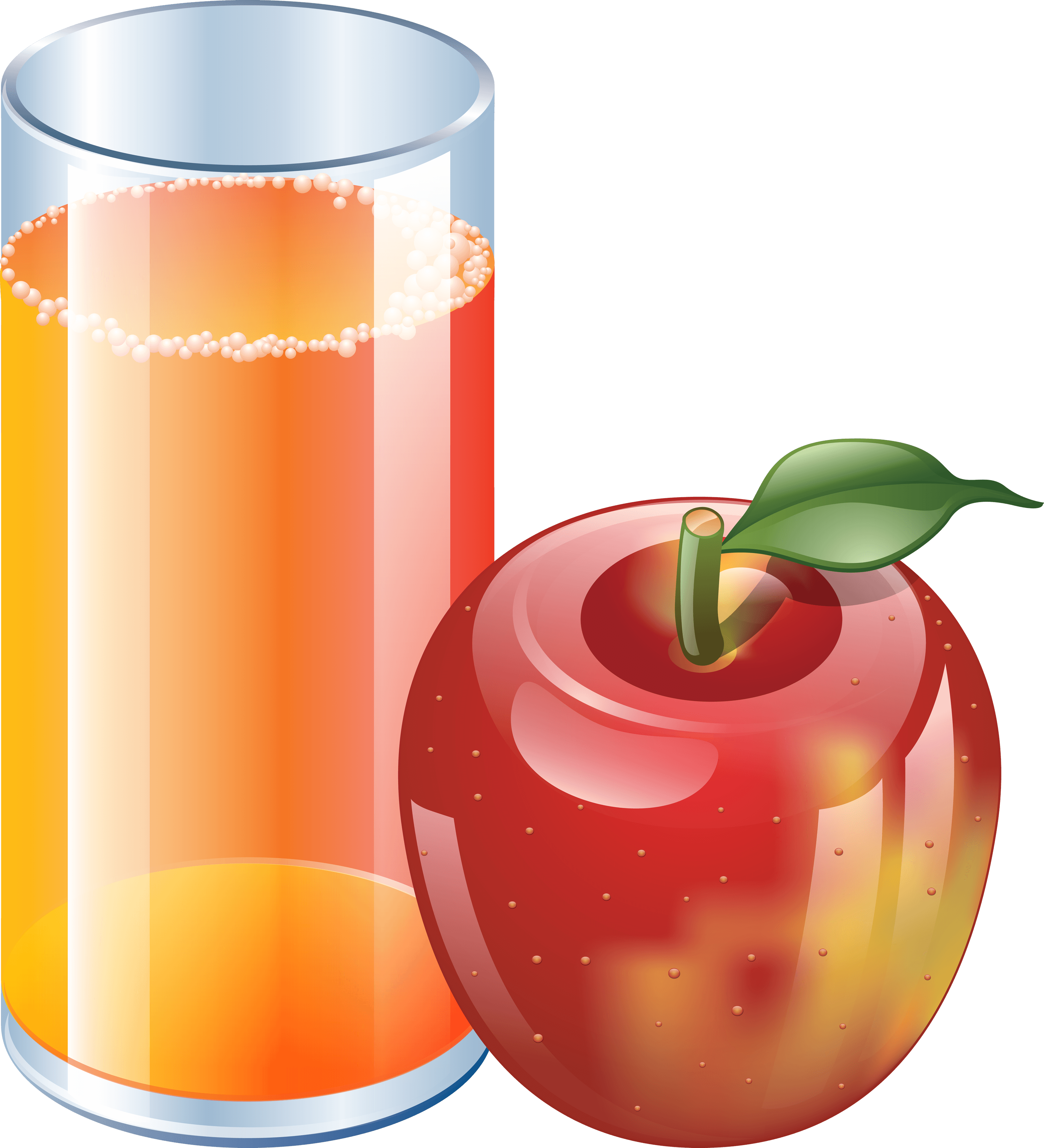 Apple Juice Png Image PNG Image