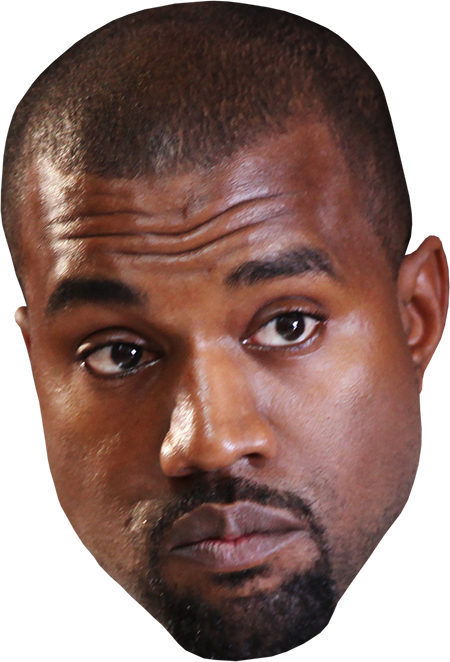 Kanye West Png Pic PNG Image