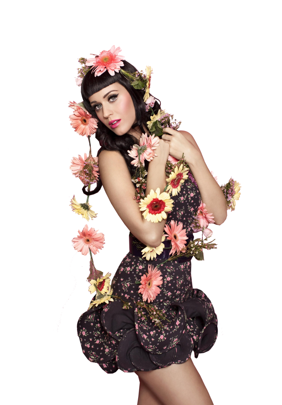 Katy Perry Transparent Picture PNG Image