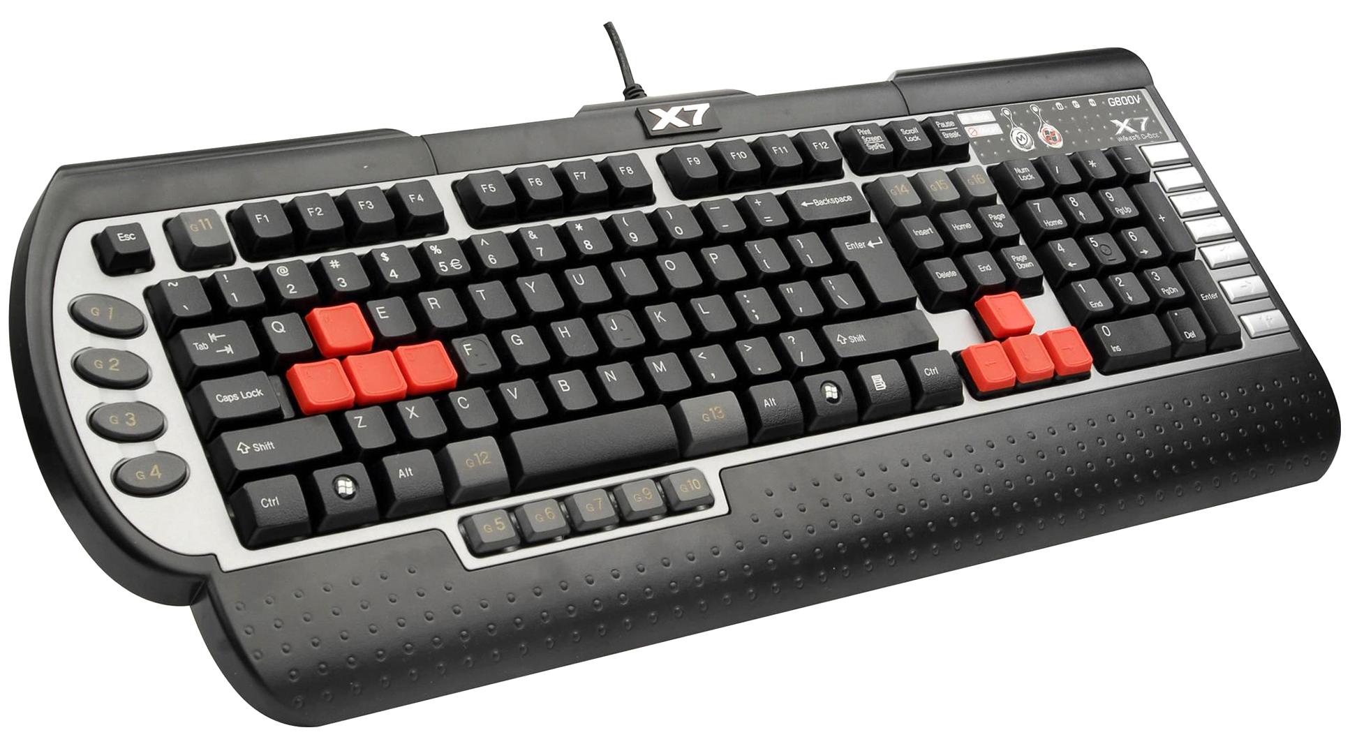 Download Keyboard Transparent Image HQ PNG Image | FreePNGImg