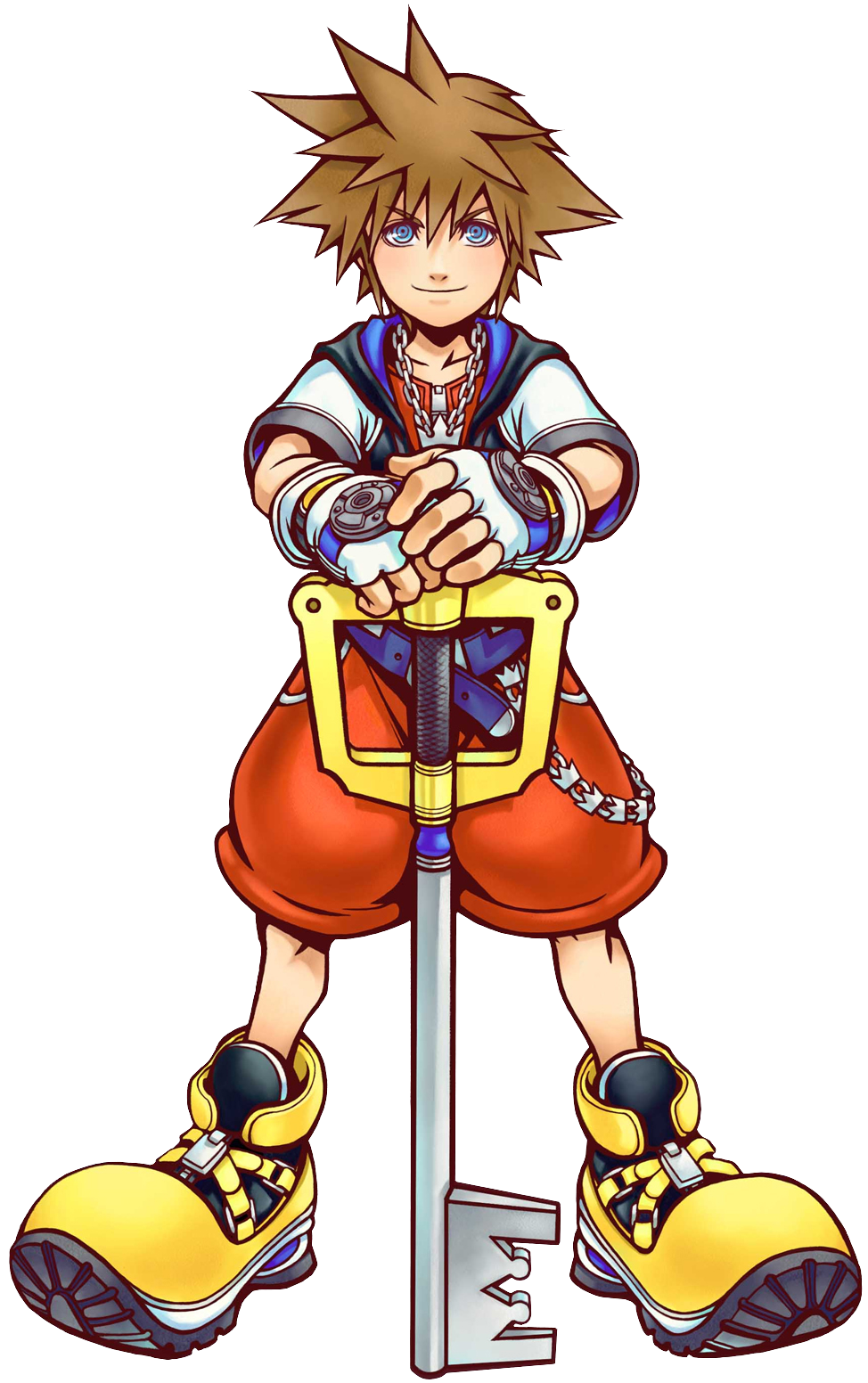 Kingdom Hearts Hd PNG Image