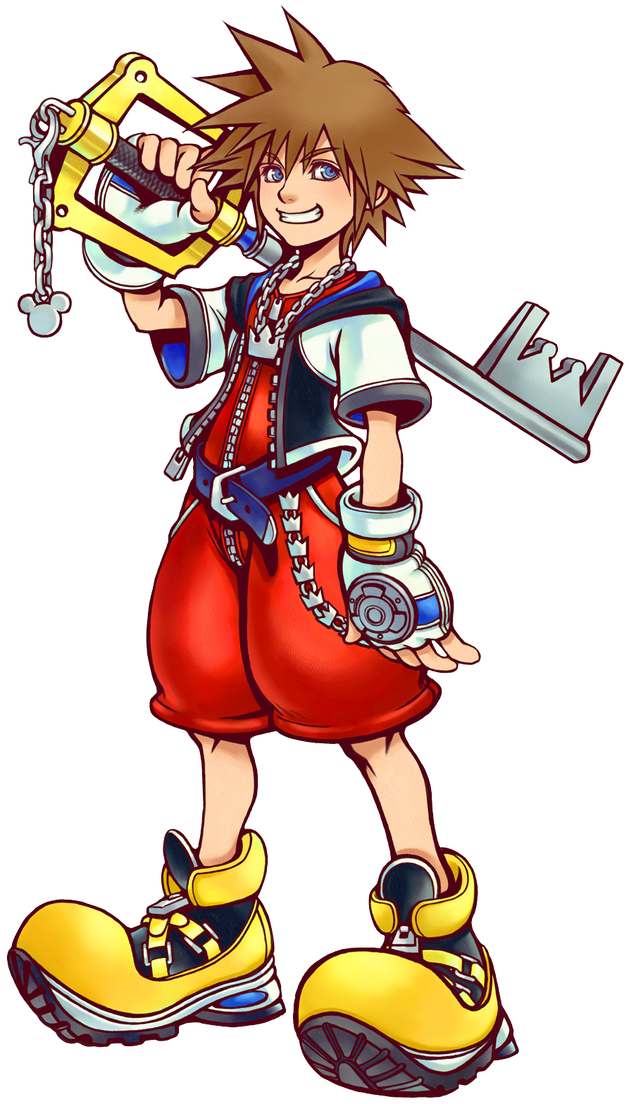 Kingdom Hearts PNG Image