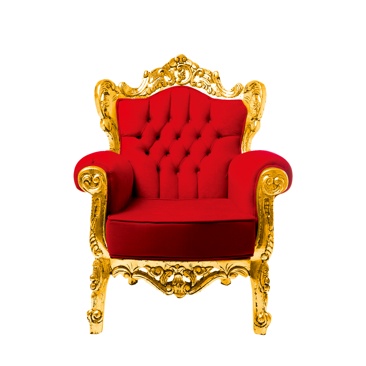 Throne Chair Wing Couch Free PNG HQ PNG Image