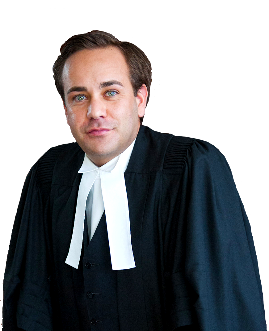 Lawyer Transparent PNG Image