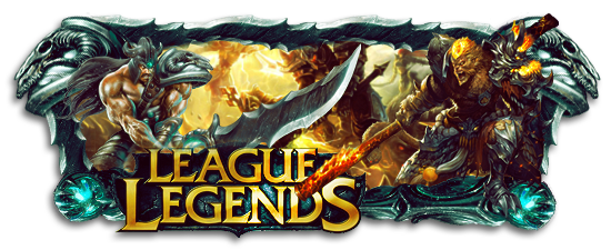 League Of Legends Logo Transparent PNG Image