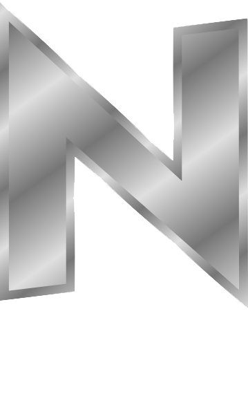 N Letter Png Hd PNG Image
