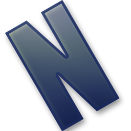 N Letter Png Clipart PNG Image