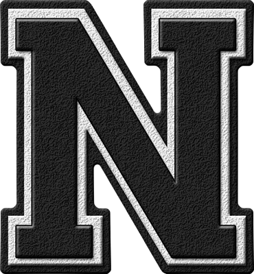 N Letter Png Picture PNG Image