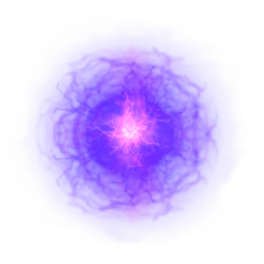 Ball Purple Light Energy Google Effects Images PNG Image