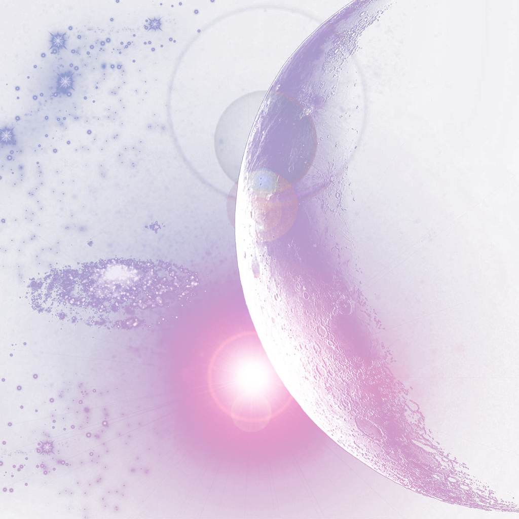 Purple Wallpaper Moon PNG Image High Quality PNG Image