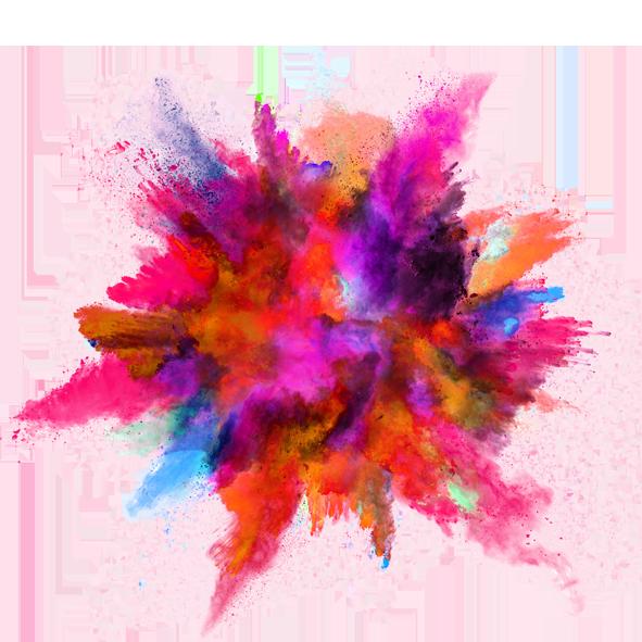 Download Color Splash Explosion Powder Ink Png Download Free Hq Png Image Freepngimg