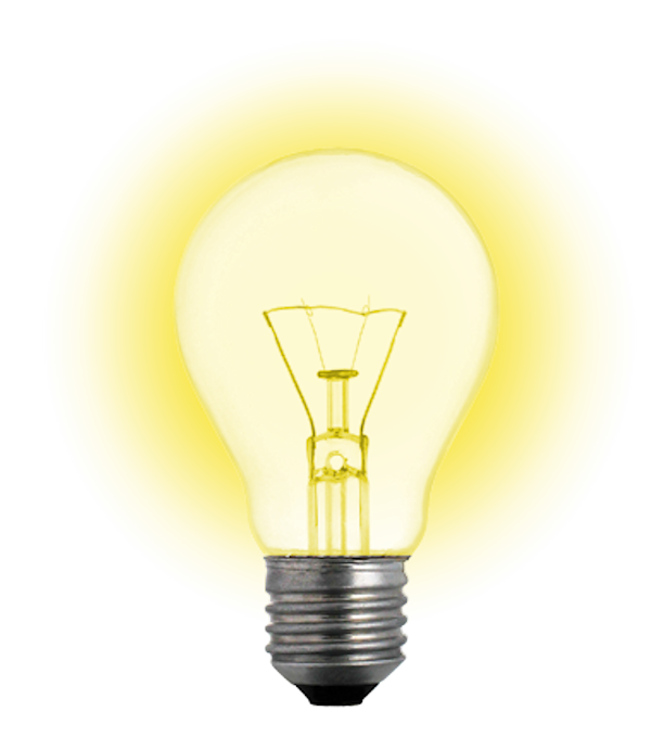 Light Electric Lighting Incandescent Bulb Free Clipart HQ PNG Image