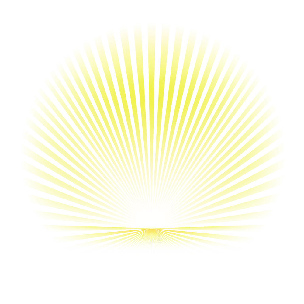 Angle Point Light Abstract Yellow Line Sunrise PNG Image