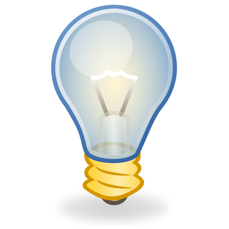 Light Bulb Png Clipart PNG Image