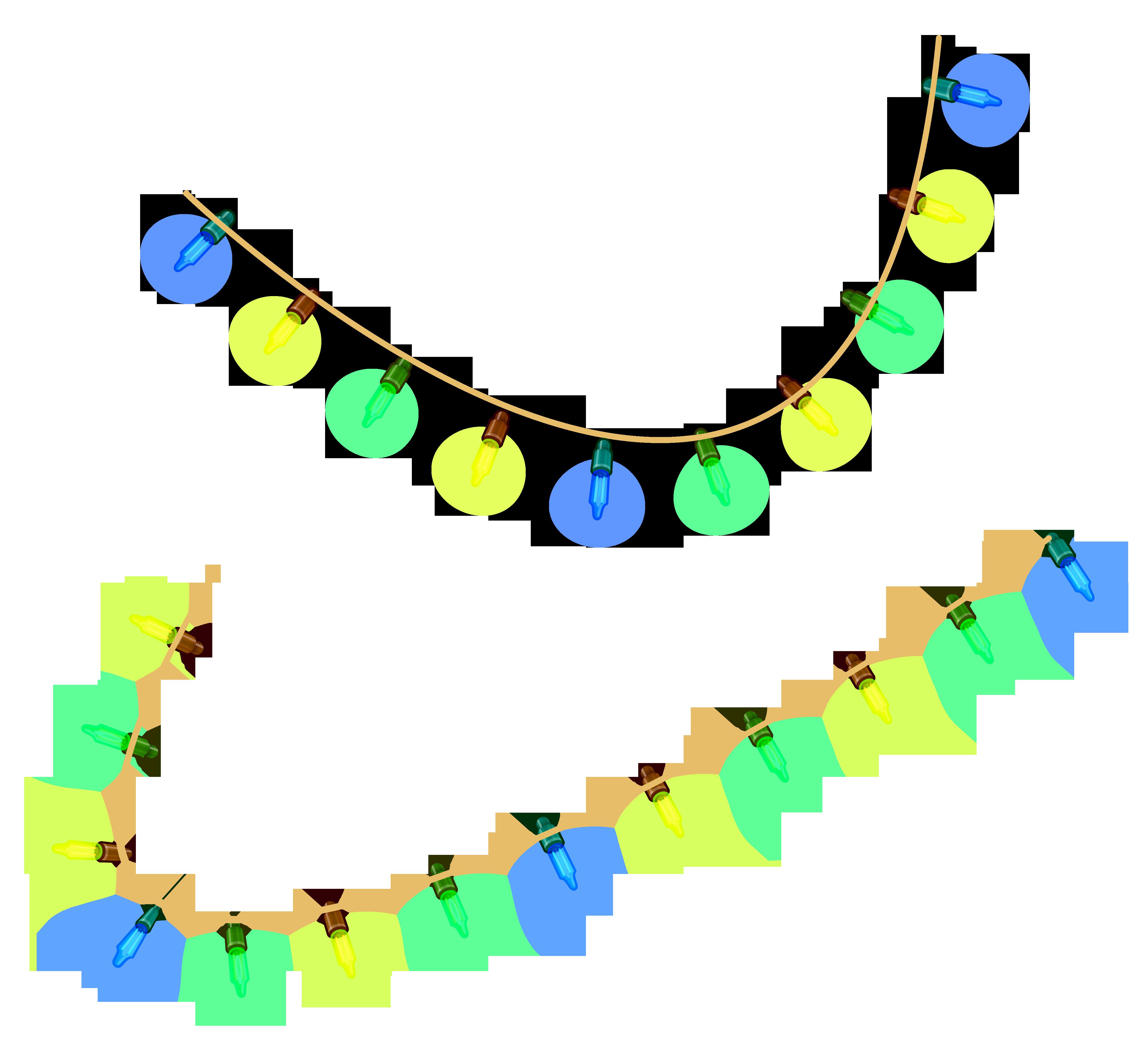 Download Christmas Decoration Lights Transparent Background Hq Png Image Freepngimg