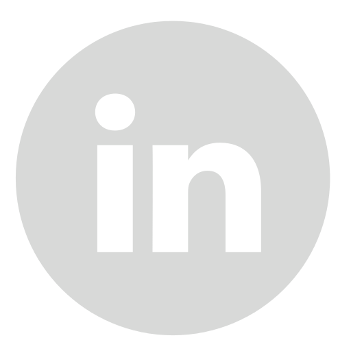 Download Business Icons Company Grey Linkedin Computer